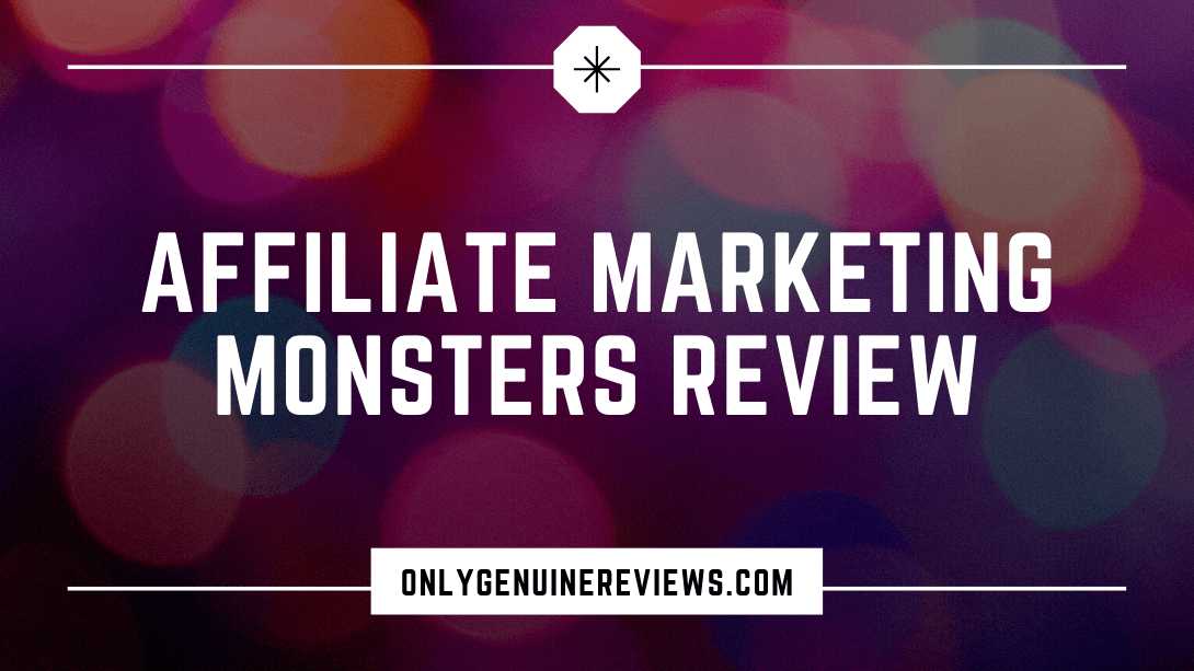 Affiliate Marketing Monsters-Review Adam Snyder Course