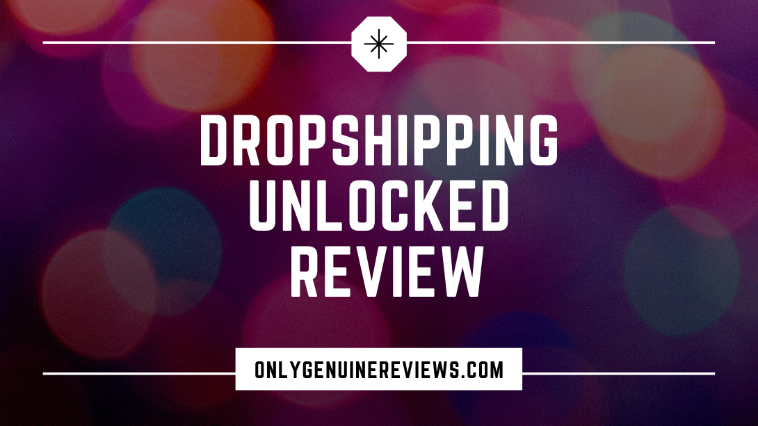 Dropshipping Unlocked Review Malachi Jackson