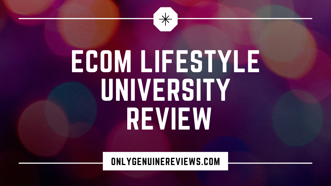 eCom Lifestyle University Review Ricky Hayes Course